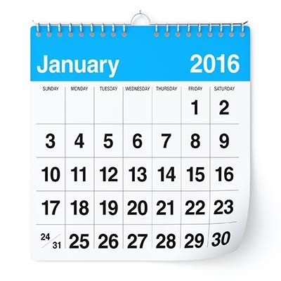 Tax Return Deadline - 31st January 2016